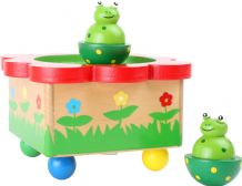 Musical Box Frog Pond